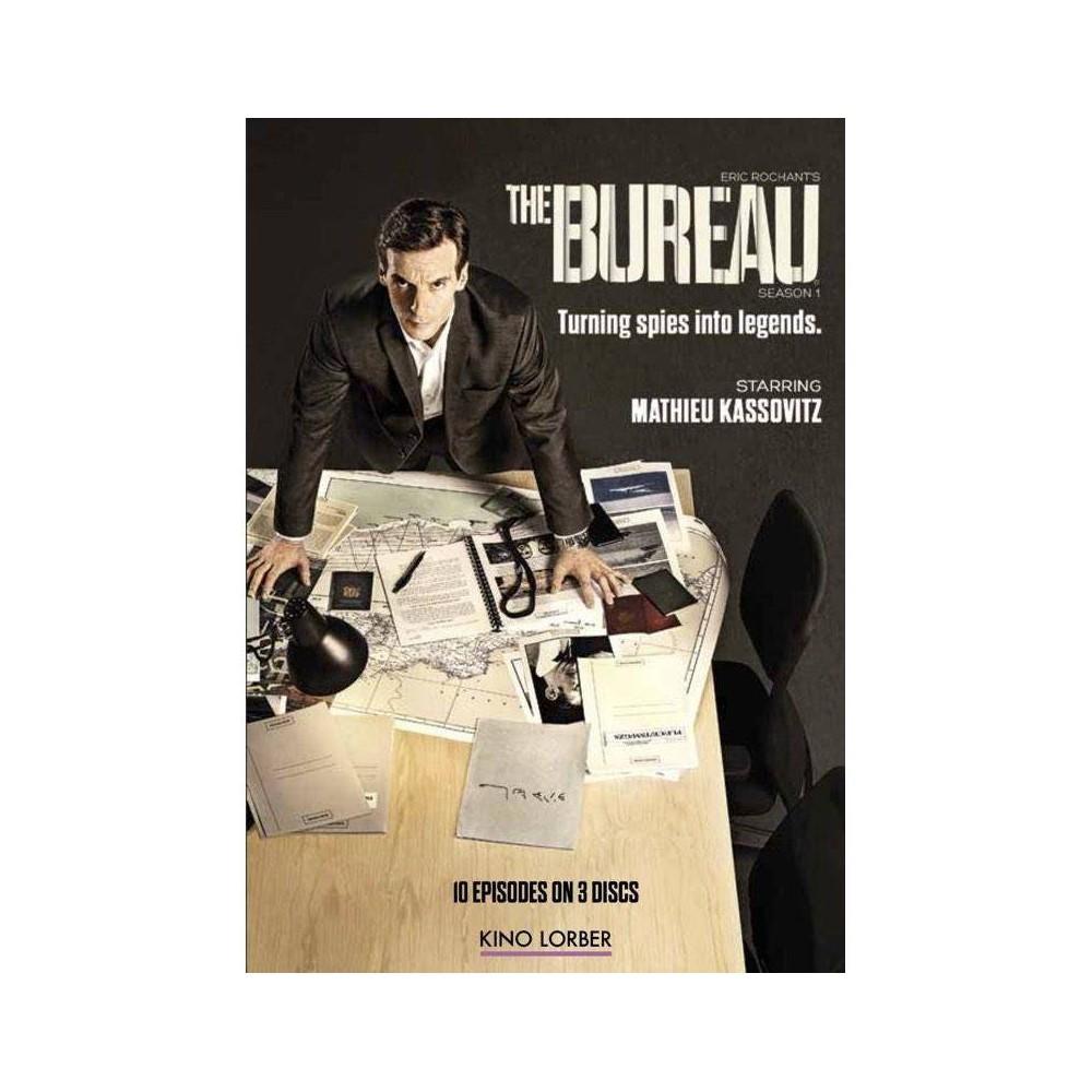 The Bureau Season 1 Dvd
