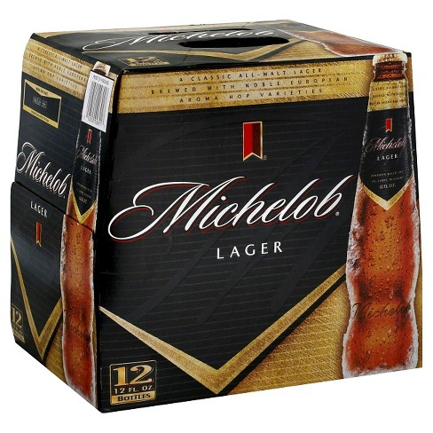 Michelob® Lager Beer - 12pk / 12oz Bottles - image 1 of 1