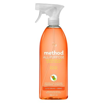 Method Clementine All Purpose Cleaning Spray - 28 fl oz