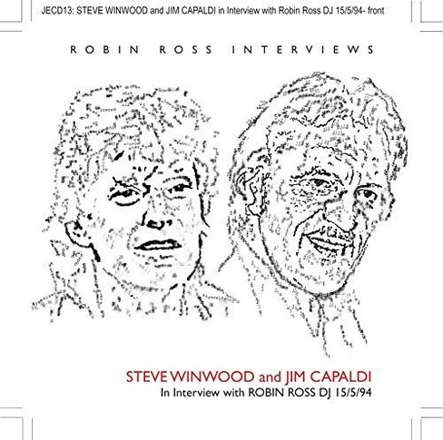 Steve winwood - Interview with robin ross 5 15 94 (CD) - image 1 of 1