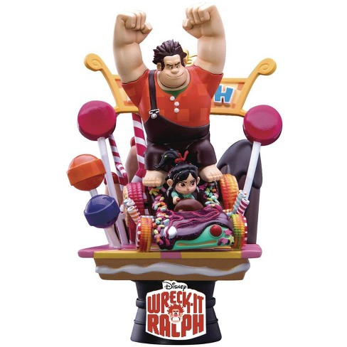 Disney D-Select Wreck-It Ralph 6-Inch Diorama Statue DS-008 - image 1 of 2