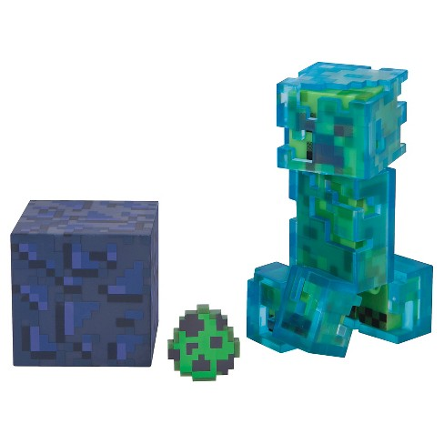 how to get a charged creeper in minecraft xbox