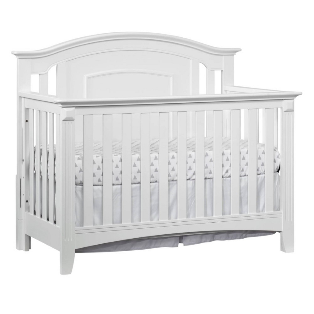 Best Oxford Baby Willowbrook 4-in-1 Convertible Crib -