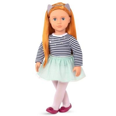 "Our Generation Arlee 18"" Fashion Doll"