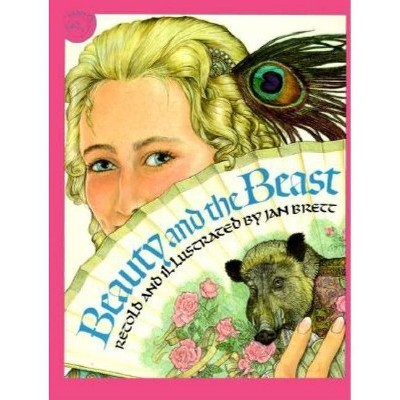 Beauty and the Beast - by  Jan Brett (Paperback)