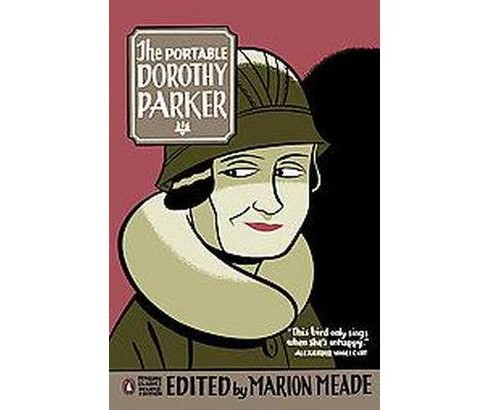 Portable Dorothy Parker (Deluxe) (Paperback) - image 1 of 1