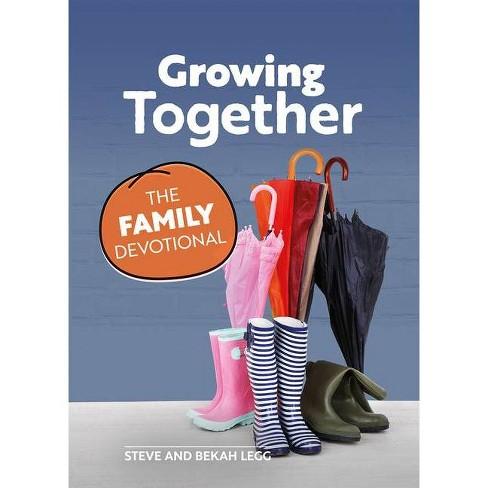 Growing Together - by  Steve Legg & Bekah Legg (Paperback) - image 1 of 1