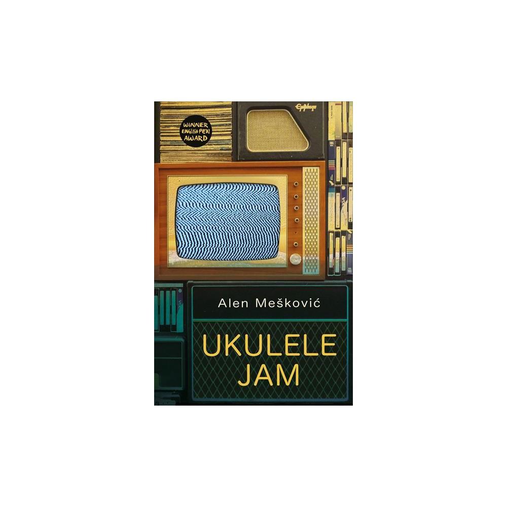Ukulele Jam - (Seren Discoveries) by Alen Meškovic (Paperback)