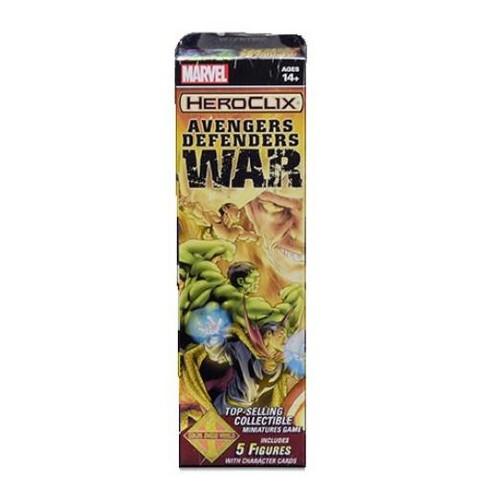 Avengers/Defenders War Booster Pack Miniatures Box Set - image 1 of 1