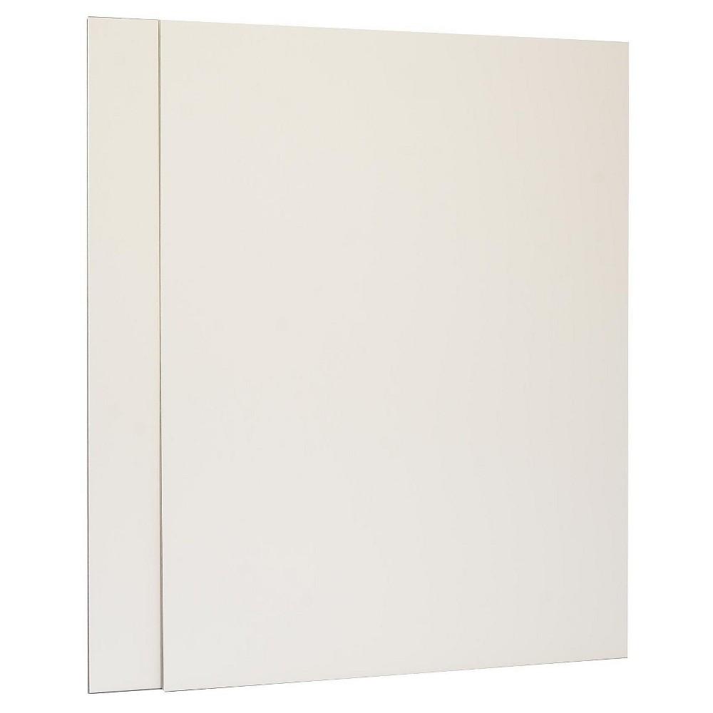 Ampersand Aquabord, 14x18 - 2pk, White