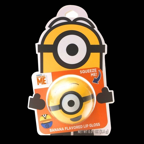 Taste Beauty Squishy Ball Lip Balm Despicable Me - 0.14oz - image 1 of 1