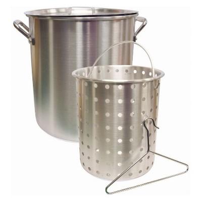 Camp Chef Aluminum Cooker Pot - 42qt