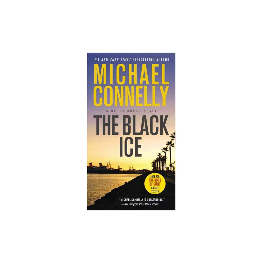 Black Ice - Reprint (Harry Bosch) by Michael Connelly (Paperback)