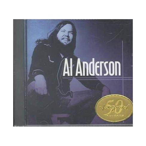 Al Anderson - Al Anderson (CD) - image 1 of 1