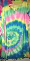 Neon Tie Dye Fashion Design Tank Top Kit Fashion Angels Target