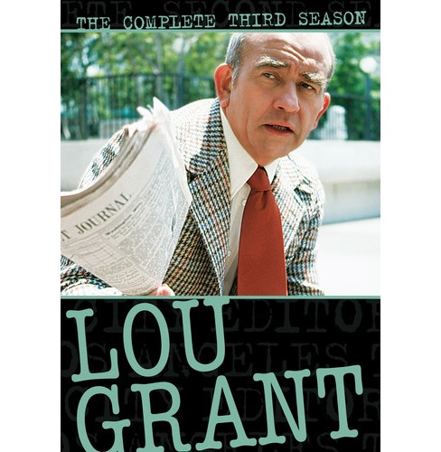 Lou Grant:Complete Third Season (DVD) - image 1 of 1