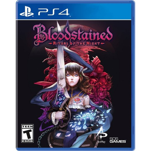 Bloodstained: Ritual of the Night - PlayStation 4 - image 1 of 4