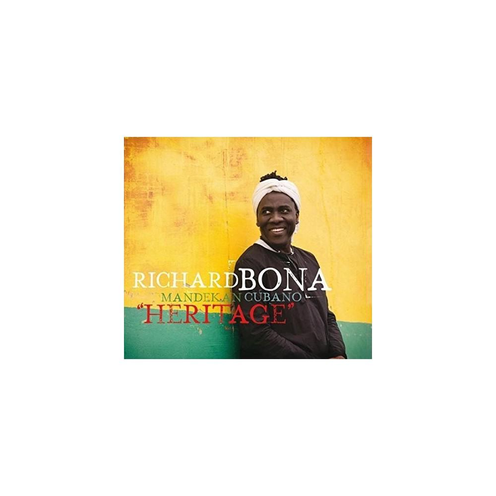 Richard Bona - Heritage (CD)