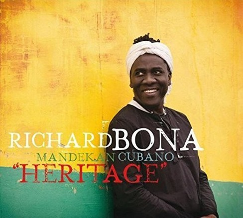 Richard Bona - Heritage (CD) - image 1 of 1