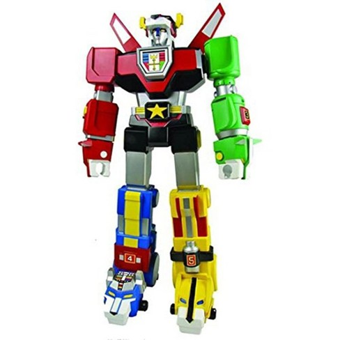 "Voltron 30th Anniversary 24"" Lion Force Jumbo Vinyl Action Figure - image 1 of 3"