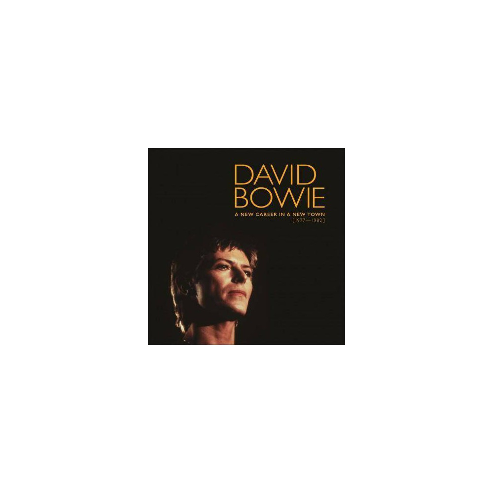 David Bowie - A New Career In A New Town (1977–1982) (Vinyl)