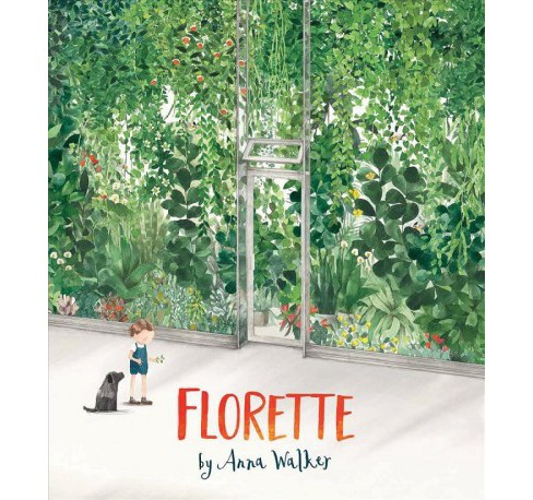 Florette -  by Anna Walker (School And Library) - image 1 of 1