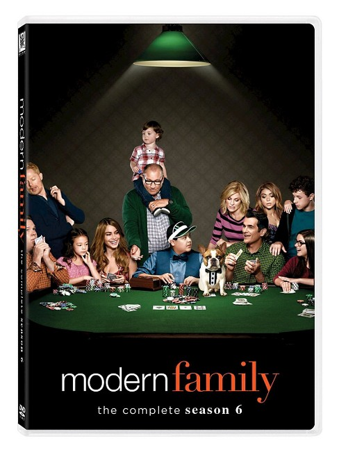 Modern Family: The Complete Sixth Season [3 Discs] - image 1 of 1