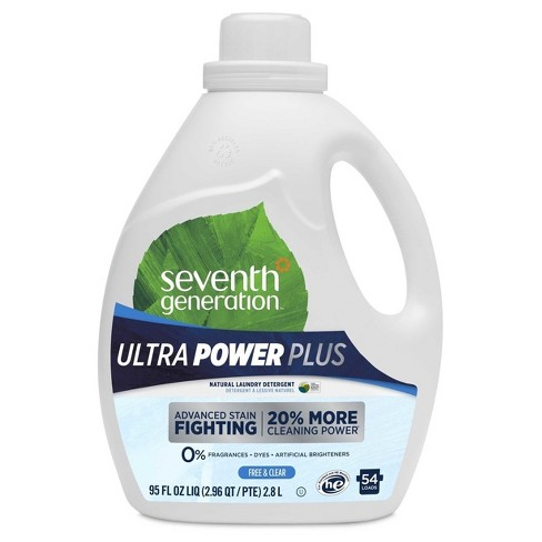 Seventh Generation Ultra Power Plus Free Amp Clear Laundry