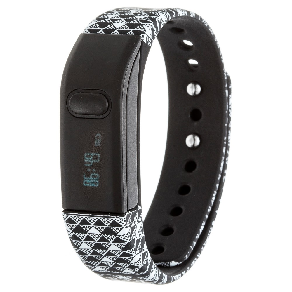 Image of RBX TR1 Digital Activity Tracker - Black, Adult Unisex