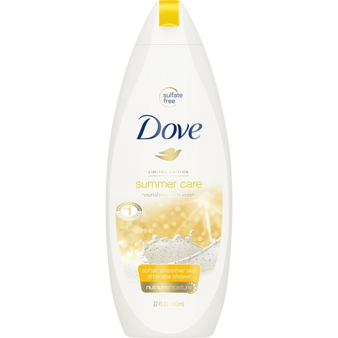 Dove Summer Care Limited Edition Body Wash - 22oz - image 1 of 4