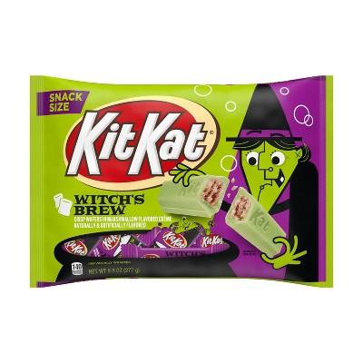 Kit Kat Halloween Witches Brew - 9.8oz