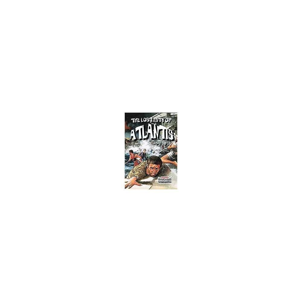 Lost City of Atlantis (Paperback) (Natalie Hyde)