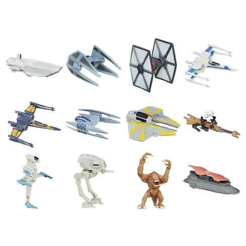 Star Wars The Force Awakens Micro Machines Series 3 Vehicle Blind Bag - image 1 of 15
