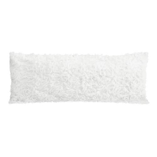 Rose Body Pillow Case White - Sweet Jojo Designs