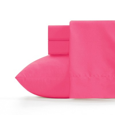 Crayola Magenta Haze Sheet Sets (Twin)