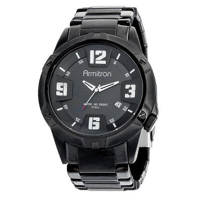 Men's Armitron Dress Watch - Black
