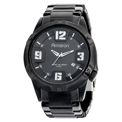 Men's Armitron Dress Watch - Black - image 1 of 1