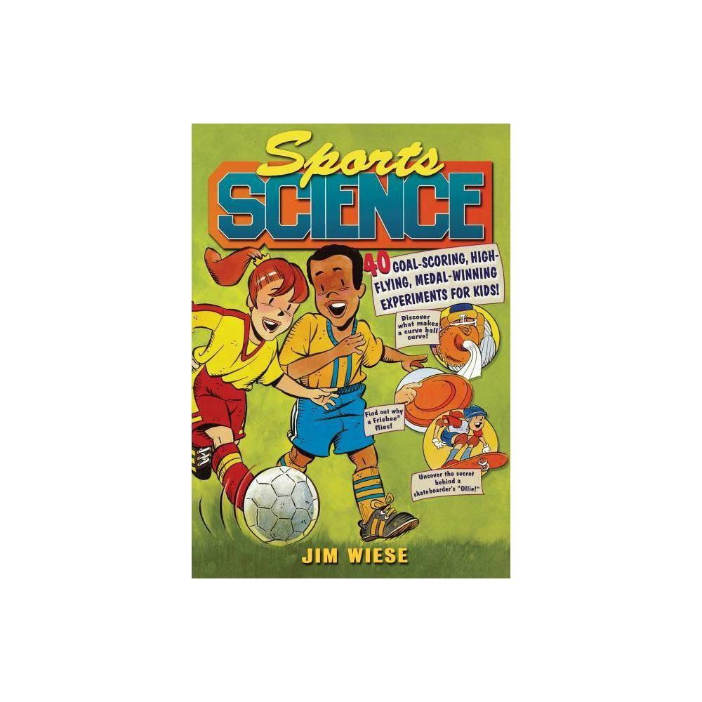 Sports Science By Jim Wiese Paperback