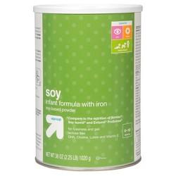 Infant Formula Soy - 36oz - Up&Up™
