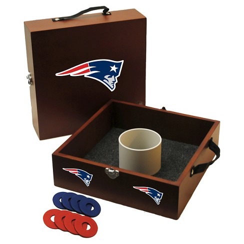 NFL New England Patriots Wild Sports Washer Toss - image 1 of 1