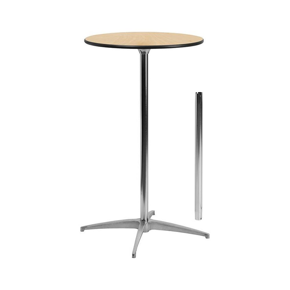 Riverstone Furniture Collection Pub Table 2 Columns Natural