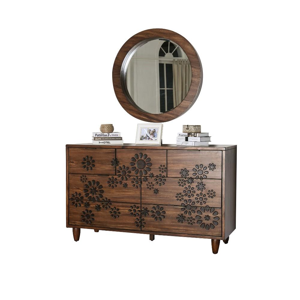Dresser Oak Brown - Homes: Inside + Out