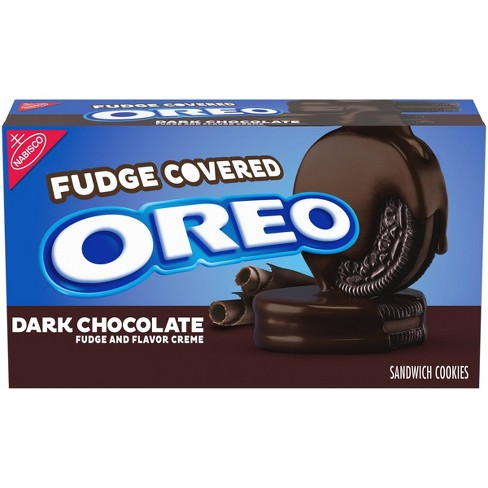 Oreo Fudge Covered Dark Chocolate - 9.9oz - image 1 of 4