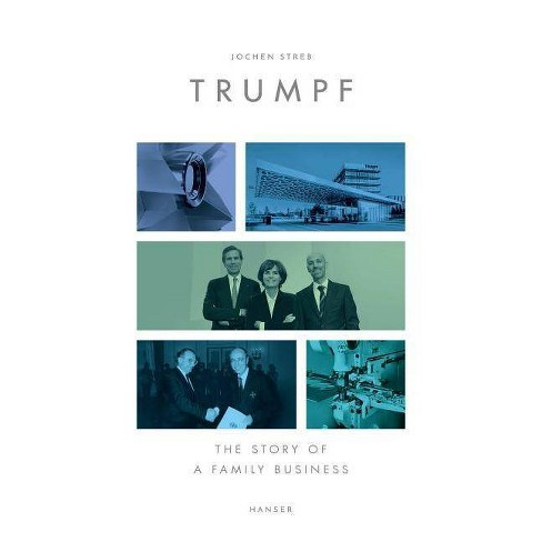 Trumpf - by  Jochen Streb (Hardcover) - image 1 of 1