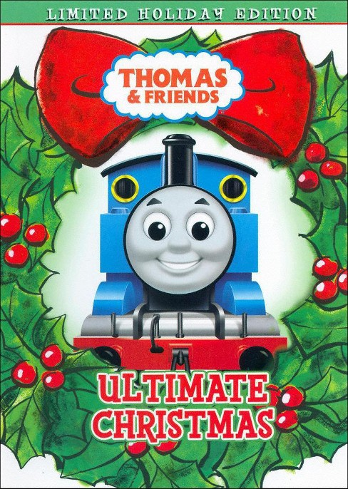 Thomas & Friends: Ultimate Christmas (dvd_video) - image 1 of 1