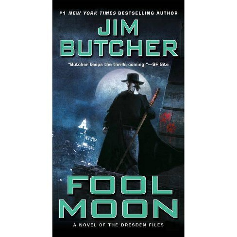 Fool Moon - (Dresden Files (ROC Paperback)) by  Jim Butcher (Paperback) - image 1 of 1