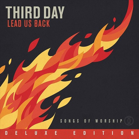 Third day - Lead us back:Songs of worship (CD) - image 1 of 2