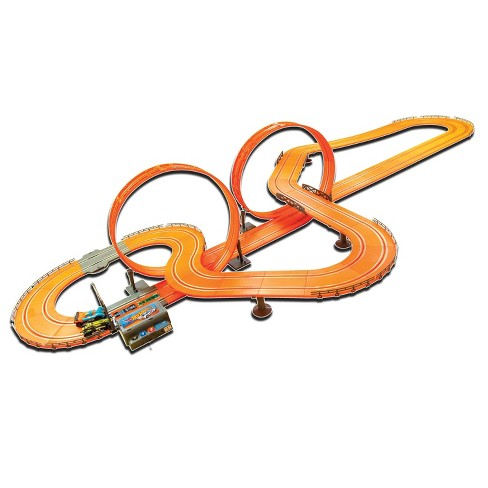 Hot Wheels Slot Track Set with 30ft Track - 1:43 Scale - image 1 of 2