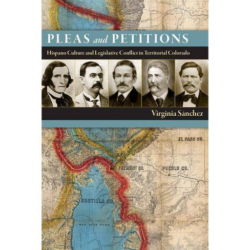 Pleas and Petitions - by  Virginia Sanchez (Hardcover) - image 1 of 1