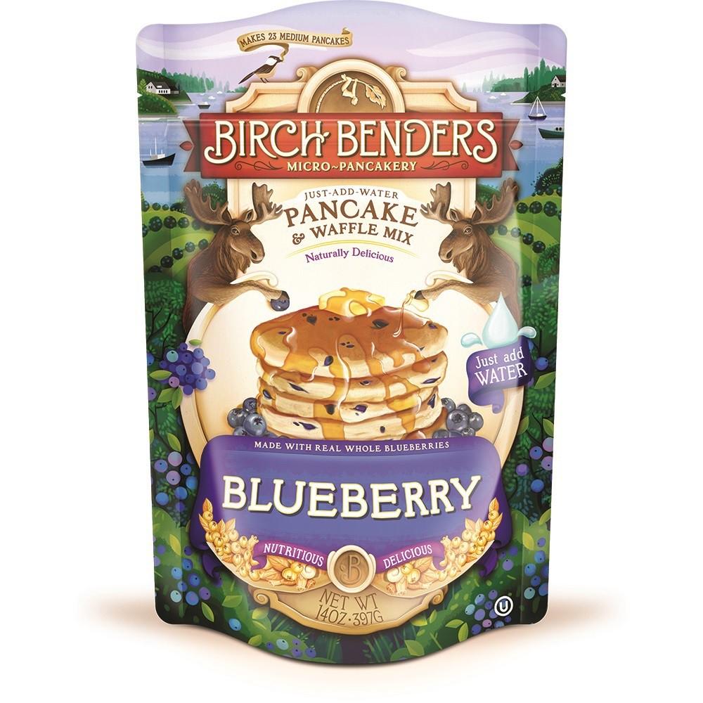 Birch Benders Blueberry Pancakes - 16oz